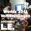 Vorbereitungs-Drafts im HeadQuarter