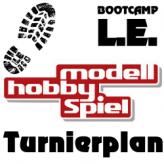Turnierplan der modell-hobby-spiel