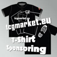 T-Shirt Sponsoring von tcgmarket.eu