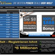 Zeitvertreib Online-Poker