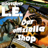 Brandneue Loots & iPods im Shop