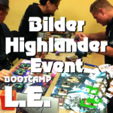 Bilder des Highlander-Events