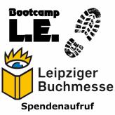Spendenaufruf Buchmesse Leipzig