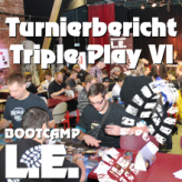 Turnierbericht Triple Play