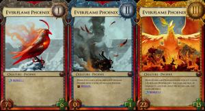 Wenn meine Gegner Everflame Phoenix nicht IMMER am Ende des 2ten Cycles spielen würden, wäre die Karte super...