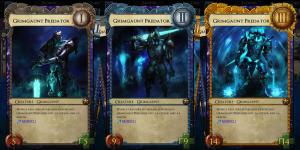 Grimgaunt Predator ist DIE 0 Skill Karte, die man in JEDEM zweiten Deck antrifft...