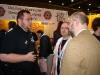 Christian und Henrik im Gespräch mit Herrn Schulze
