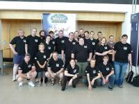 Das Bootcamp auf der Deutschen Meisterschaft 2009